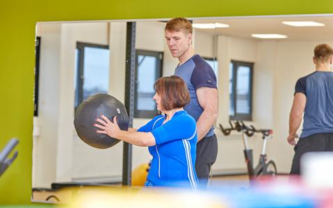 Personaltrainer, Lars Jonatschek-Neubauer, Personal-Training