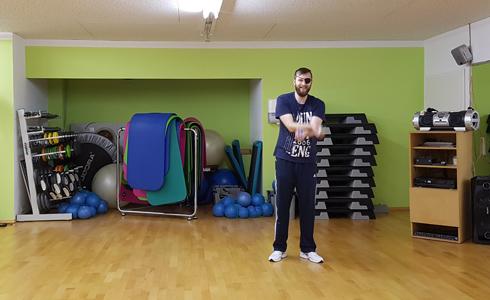 Personaltrainer, Lars Jonatschek-Neubauer, Life-Kinetik